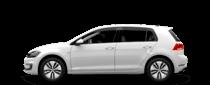 Volkswagen e-Golf EVs
