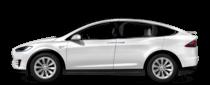 Tesla Model X EVs