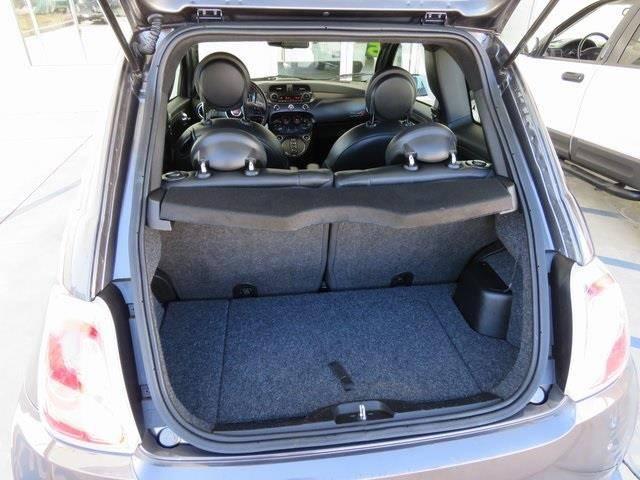 2015 Fiat 500e 3C3CFFGE2FT623426