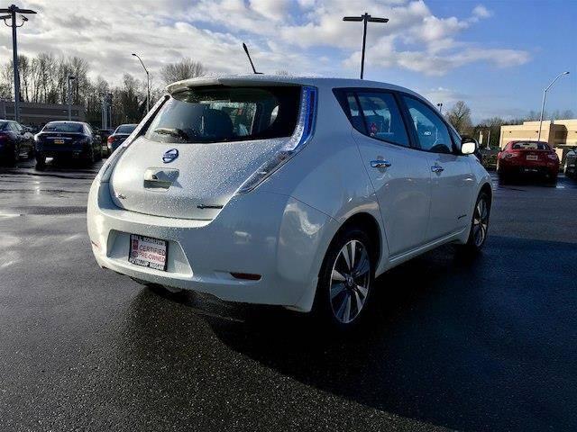 2014 Nissan LEAF 1N4AZ0CP0EC338271