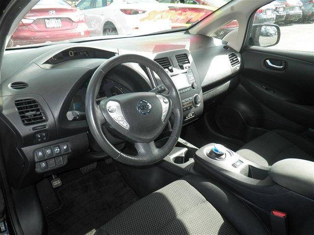 2015 Nissan LEAF 1N4AZ0CP0FC309340