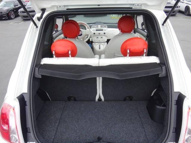 2015 Fiat 500e 3C3CFFGE2FT638329