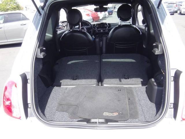 2017 Fiat 500e 3C3CFFGE2HT620948