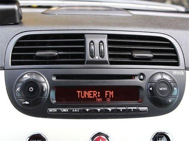 2015 Fiat 500e 3C3CFFGEXFT575996