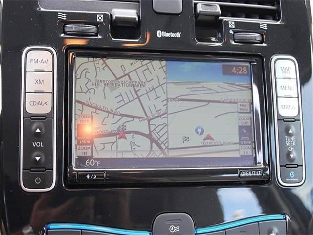 2011 Nissan LEAF JN1AZ0CP2BT004333