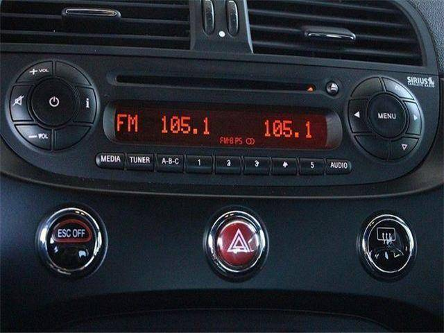 2015 Fiat 500e 3C3CFFGE1FT615298