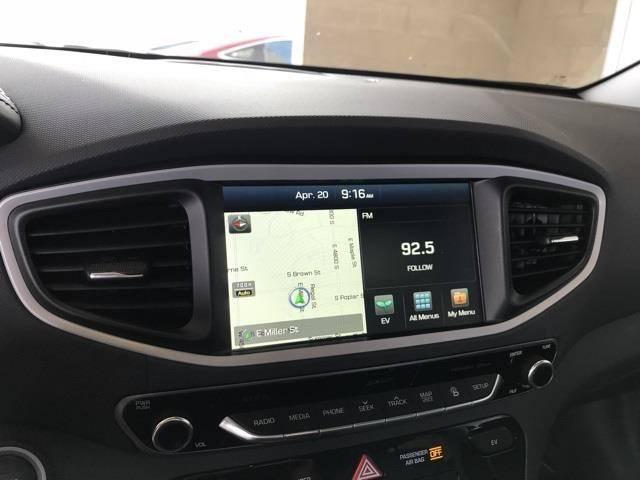 2017 Hyundai IONIQ KMHC05LH7HU004431