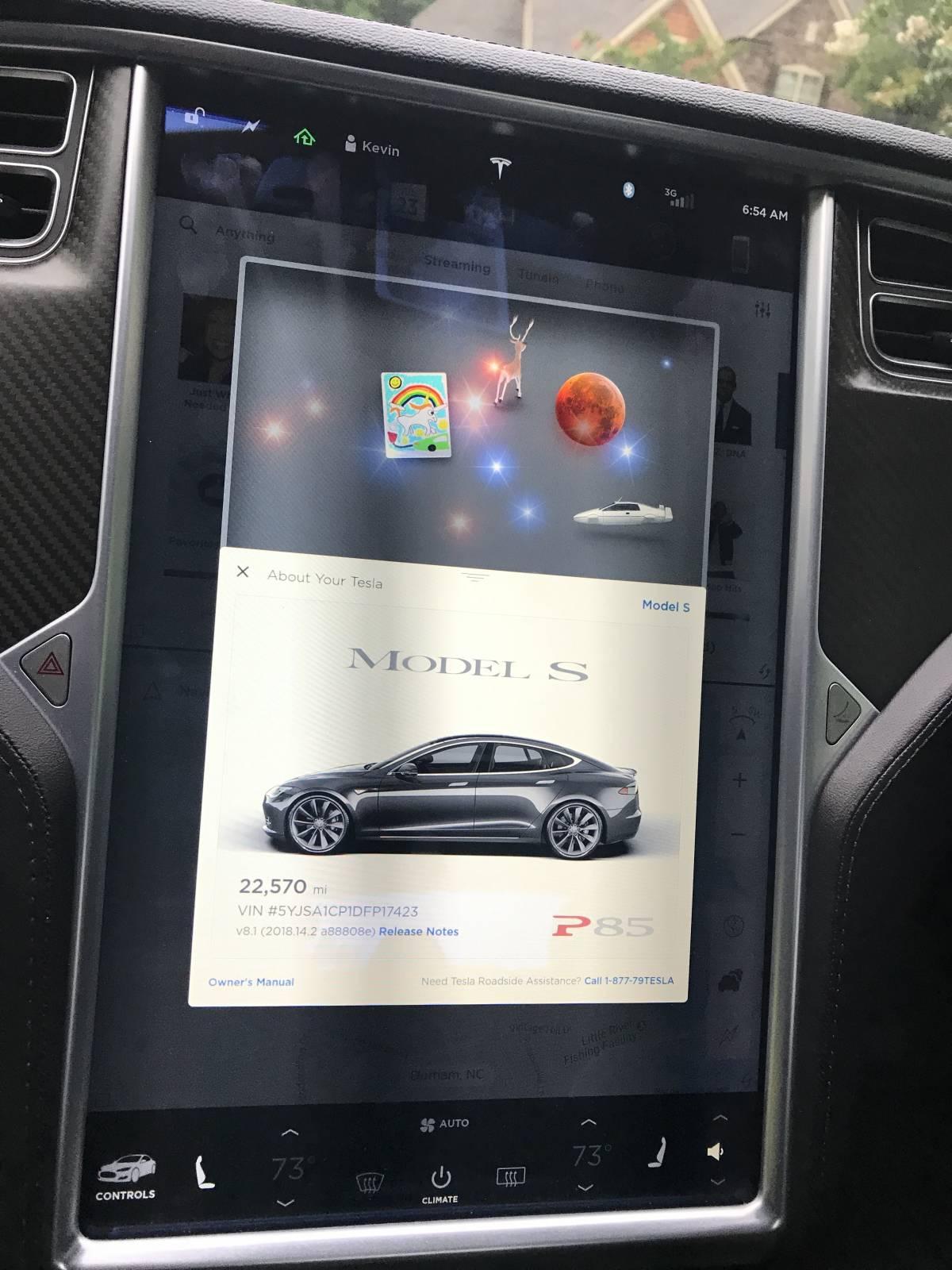 2013 Tesla Model S 5YJSA1CP1DFP17423