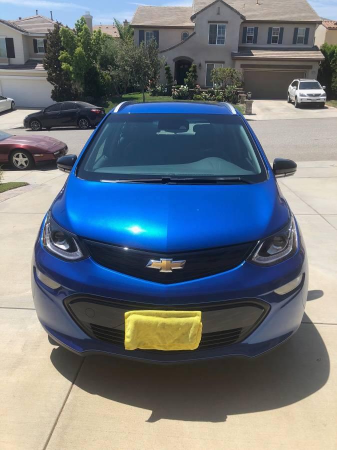 2017 Chevrolet Bolt 1G1FX6S03H4134181