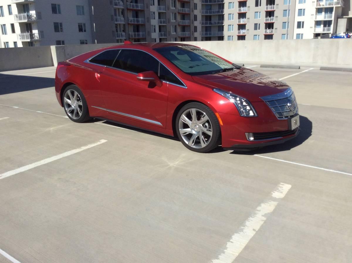 2014 Cadillac ELR 1G6RM1E40EU601988