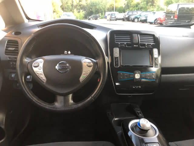 2015 Nissan LEAF 1N4AZ0CP7FC328810