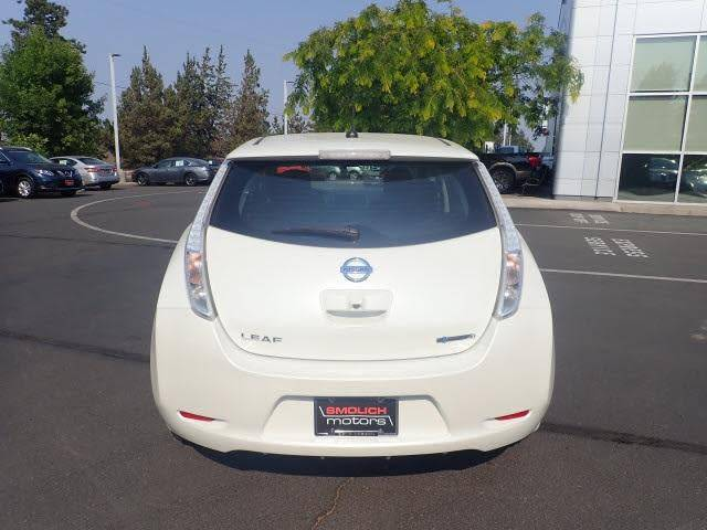 2015 Nissan LEAF 1N4AZ0CP6FC313019