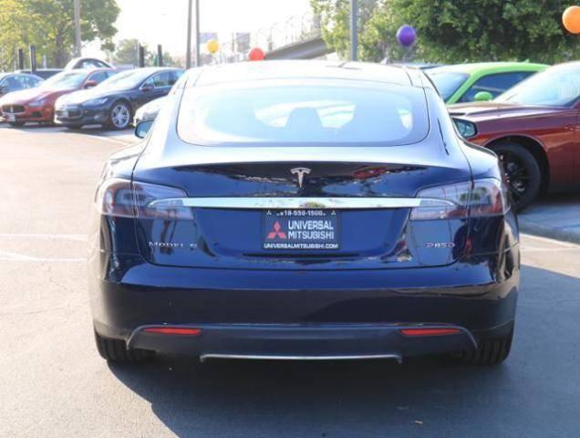 2015 Tesla Model S 5YJSA1H25FFP75194