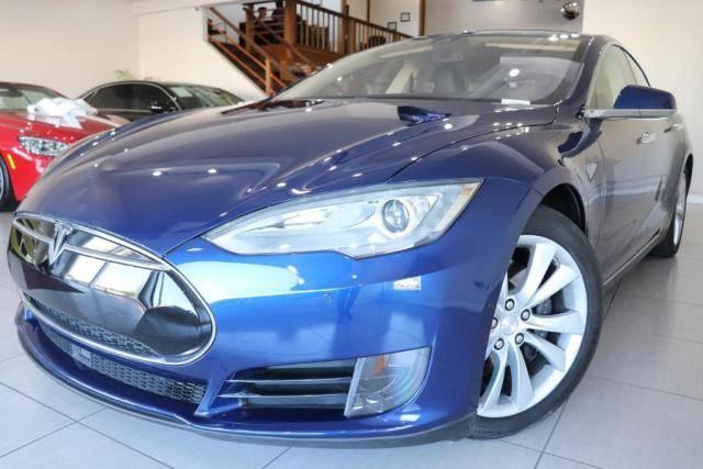 2015 Tesla Model S 5YJSA1S20FF081845