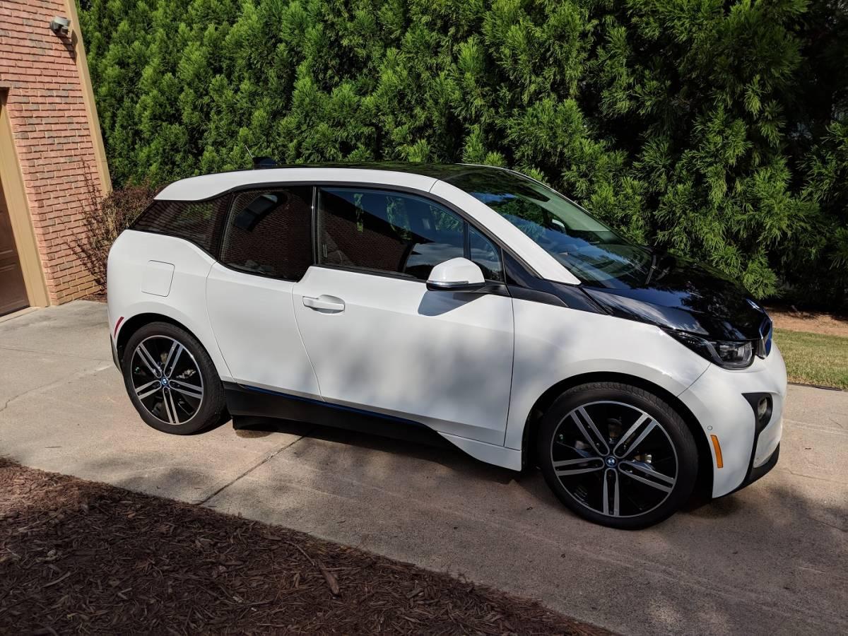 2015 BMW i3 WBY1Z2C54FV286314
