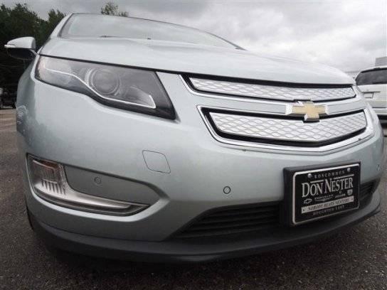 2011 Chevrolet VOLT 1G1RC6E41BU103025