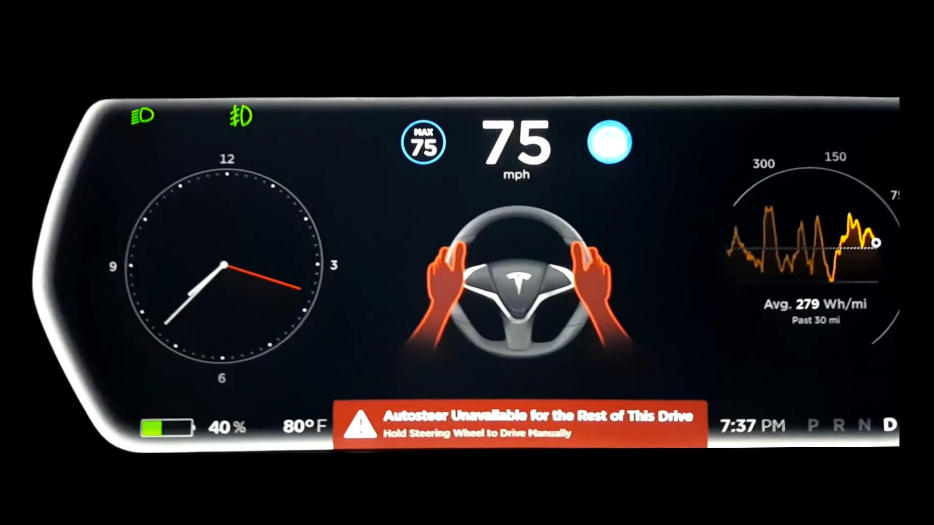 Tesla Autopilot v8.0