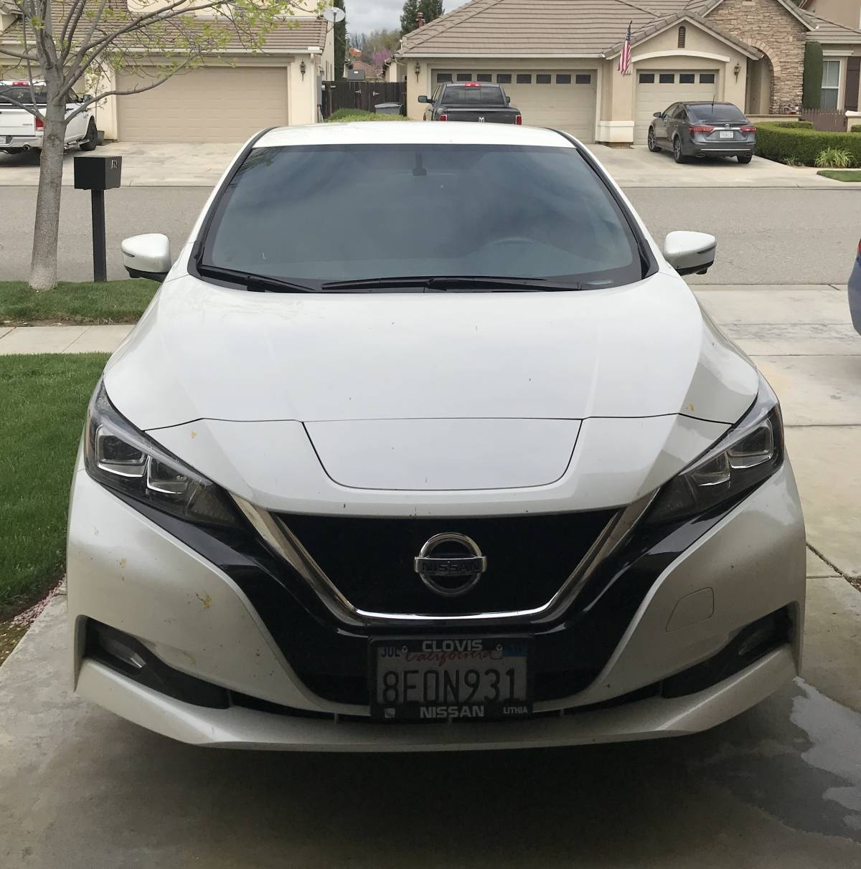 2018 Nissan LEAF 1N4AZ1CP0JC313063