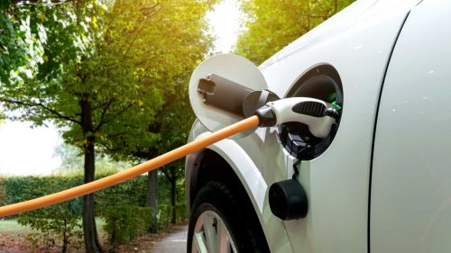 What If You Want To Drive An Electric Vehicle But Don't Have A Garage?