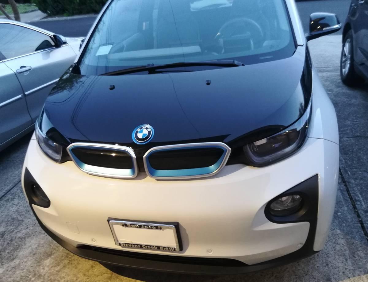 2016 BMW i3 WBY1Z2C52GV556626