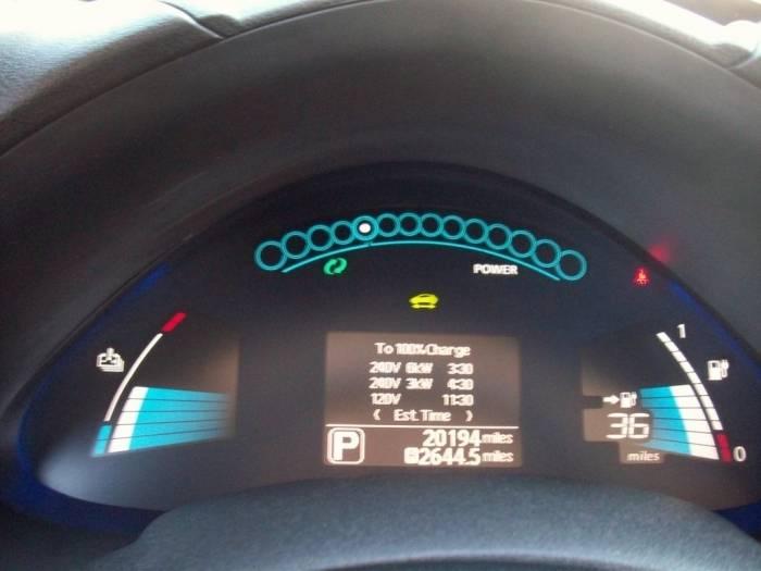 2013 Nissan LEAF 1N4AZ0CP5DC425517