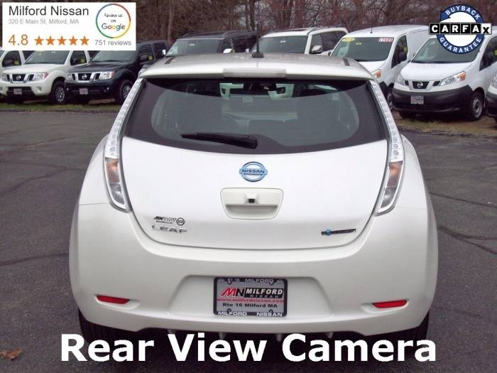 2015 Nissan LEAF 1N4AZ0CP2FC304625