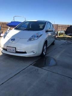 2013 Nissan LEAF 1N4AZ0CP0DC405790