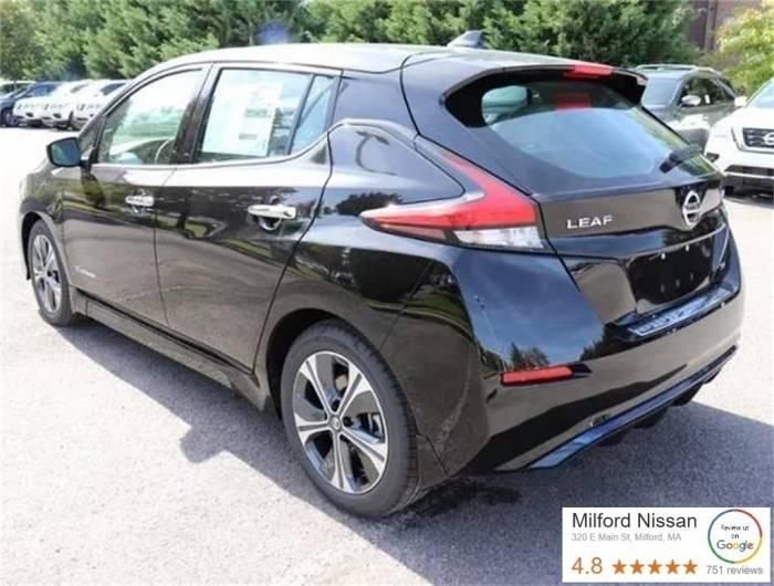 2019 Nissan LEAF 1N4BZ1CP1KC309979