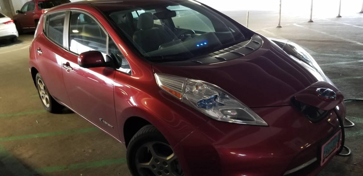 2013 Nissan LEAF 1N4AZ0CP1DC403871