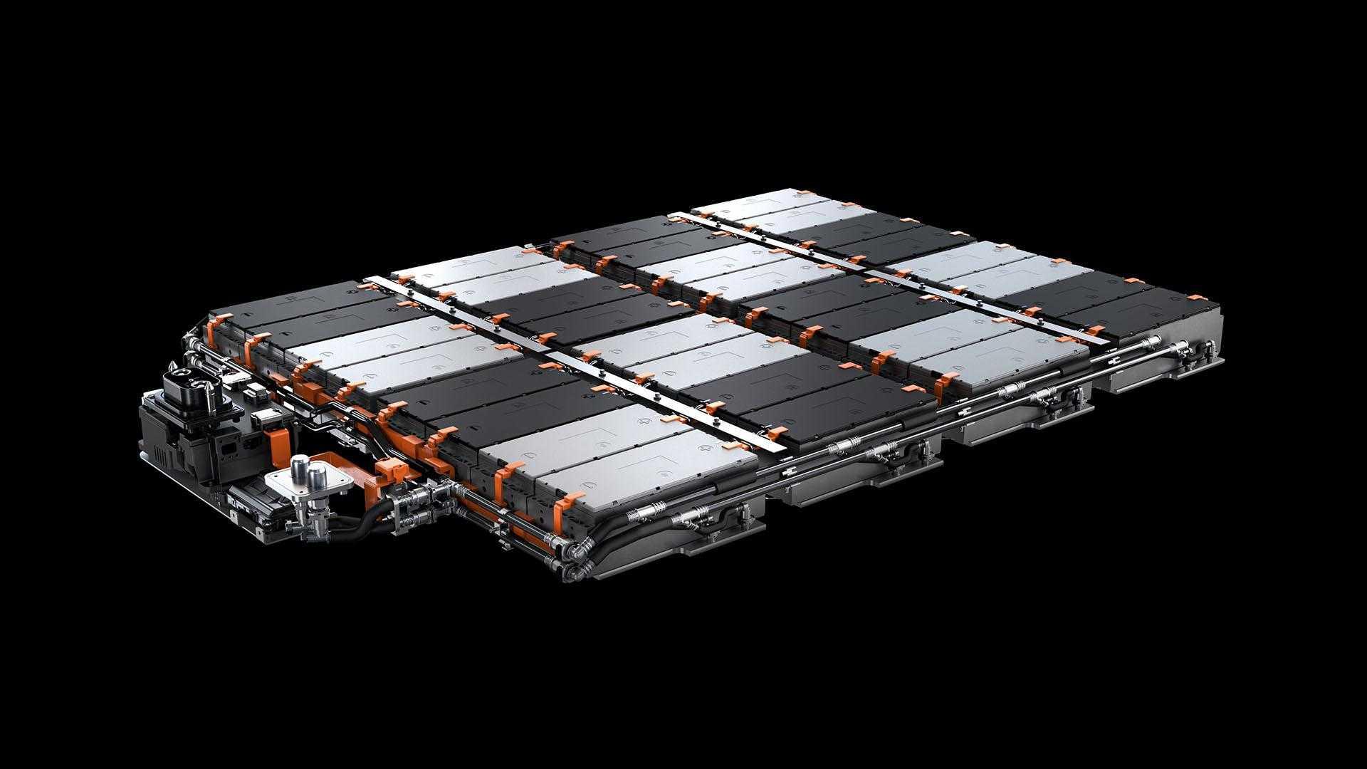 NIO 84 kWh battery