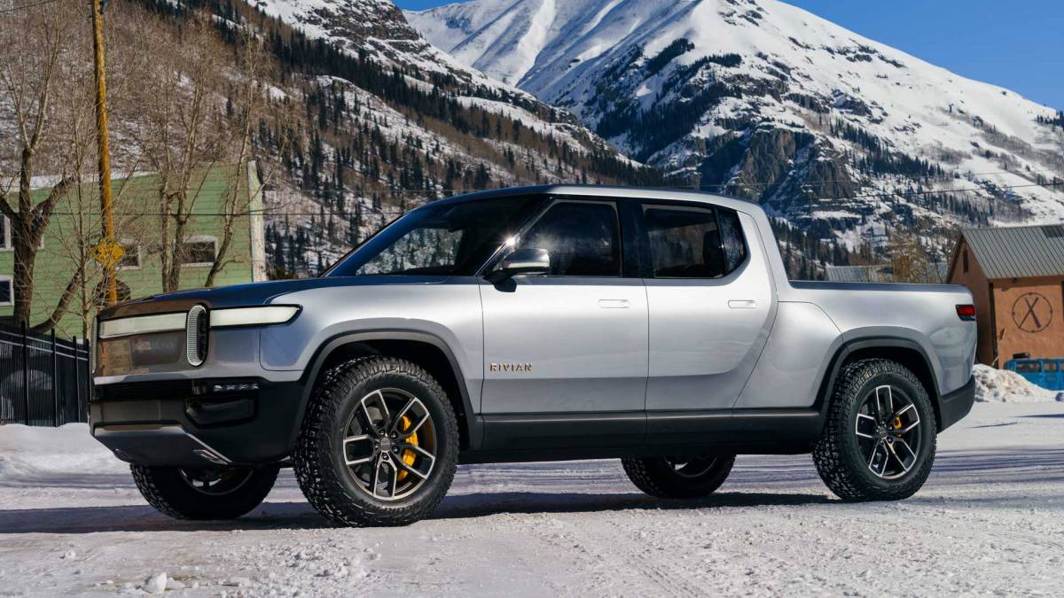 Best Small Trucks 2020.New Electric Vehicles Coming For 2020