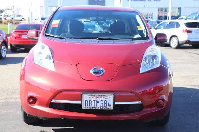 2015 Nissan LEAF 1N4AZ0CP7FC301722