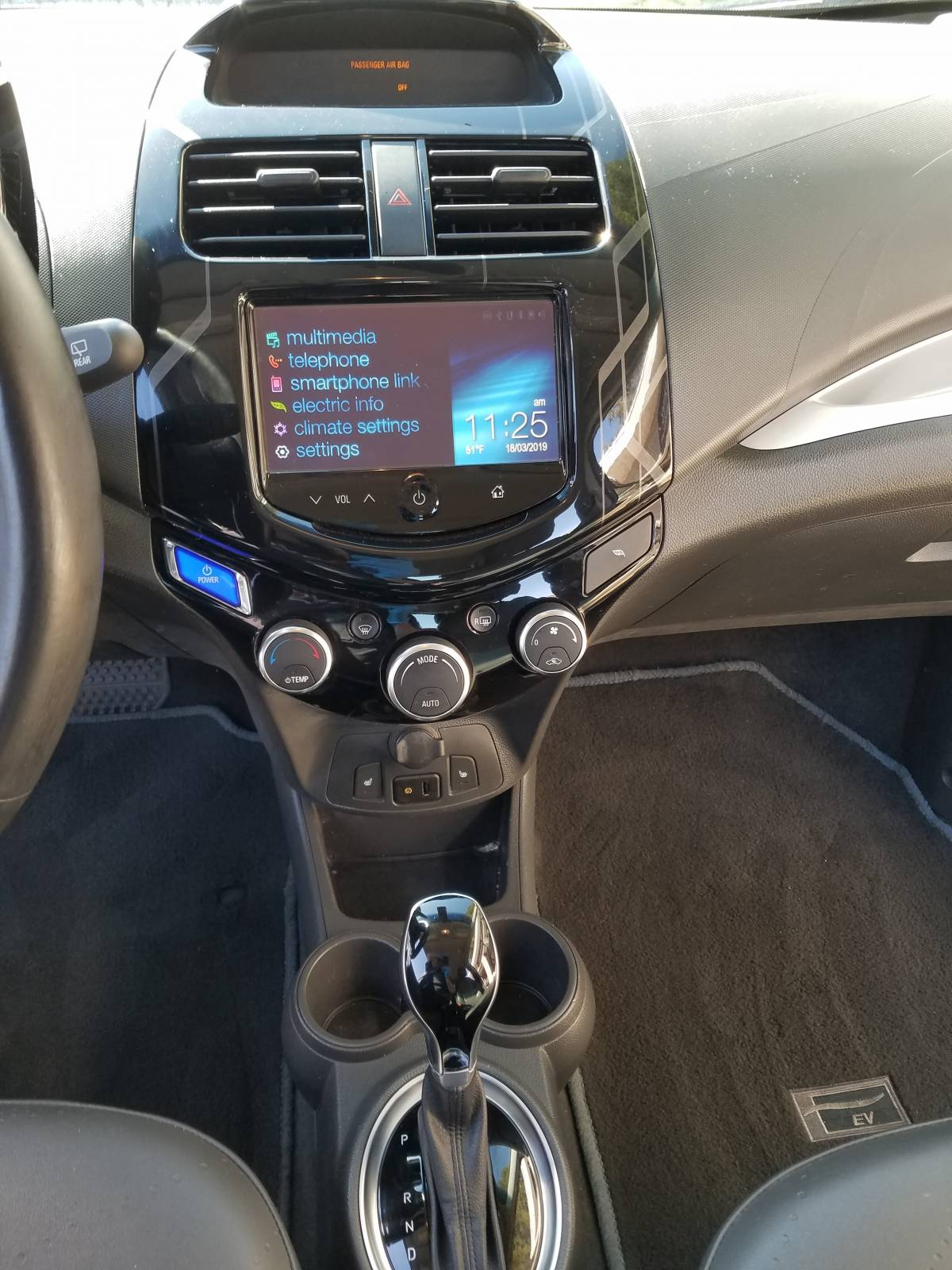 2015 Chevrolet Spark KL8CL6S08FC763792
