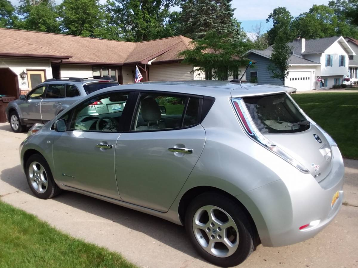 2011 Nissan LEAF JN1AZ0CP3BT006091