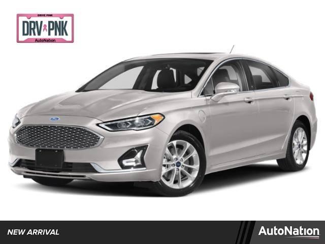 2020 Ford Fusion Energi 3FA6P0SU3LR114090