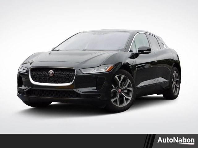 2019 Jaguar I-Pace SADHD2S13K1F61421