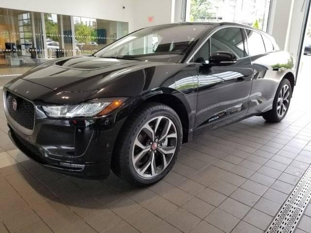 2019 Jaguar I-Pace SADHB2S10K1F75458