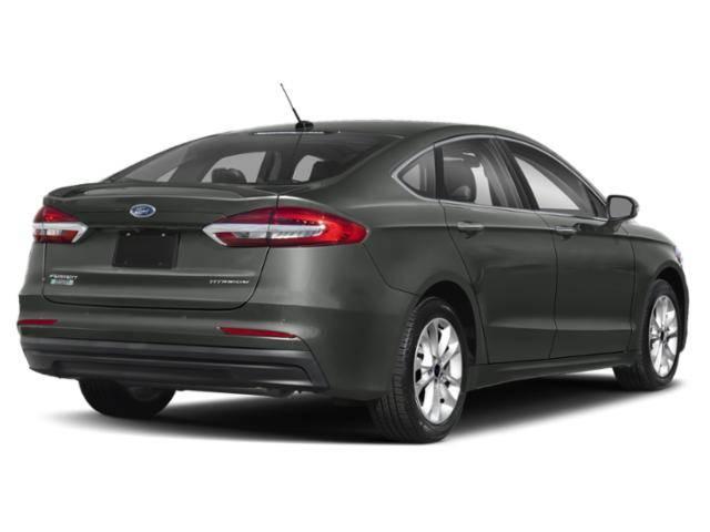 2020 Ford Fusion Energi 3FA6P0SU0LR114094