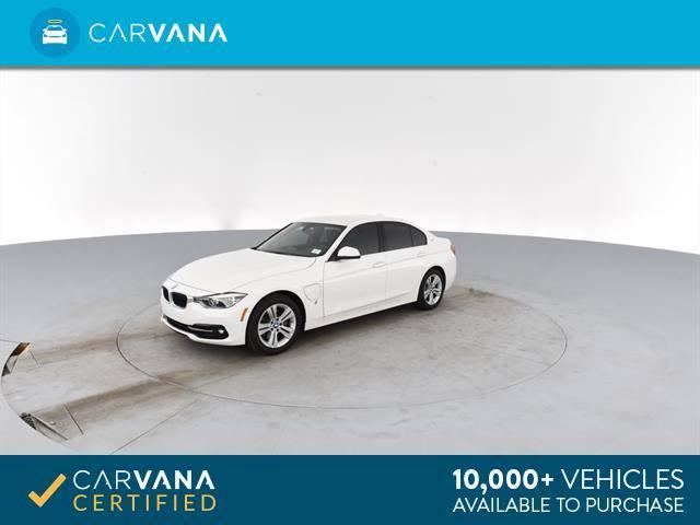 2018 BMW 3 Series WBA8E1C51JA180034