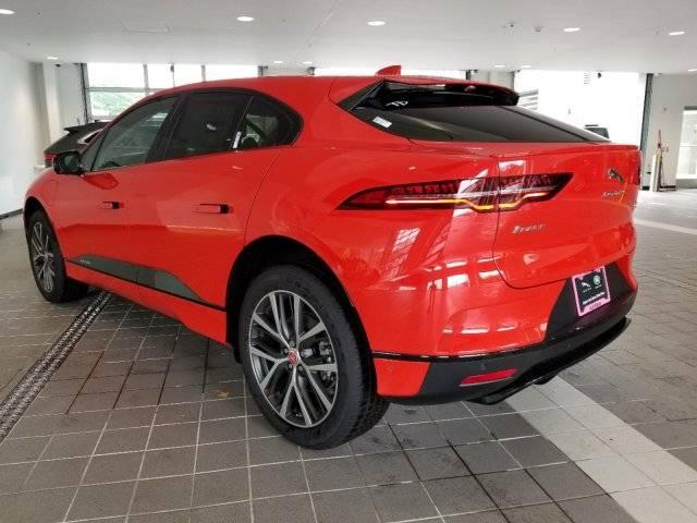 2019 Jaguar I-Pace SADHD2S17K1F74320