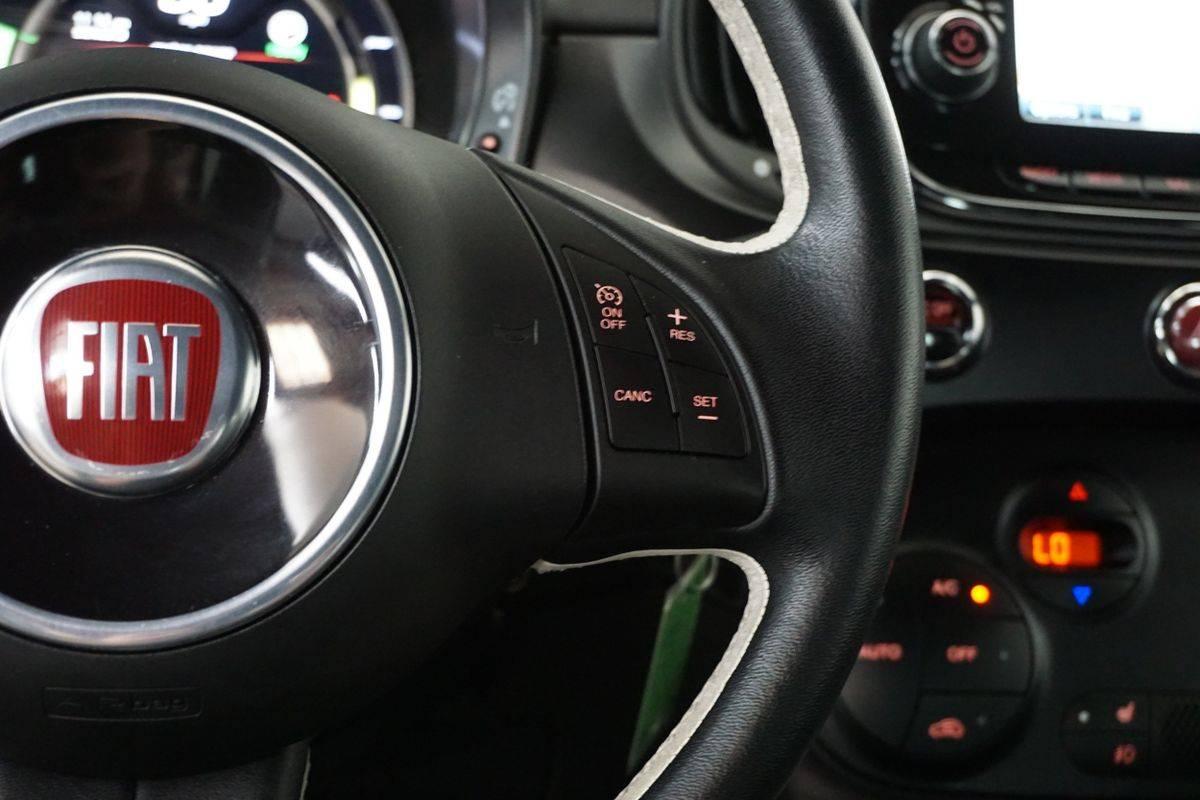 2016 Fiat 500e 3C3CFFGE3GT248406