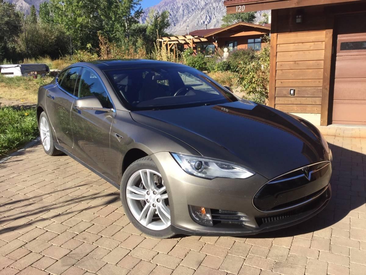 2015 Tesla Model S 5YJSA1E27FF119941