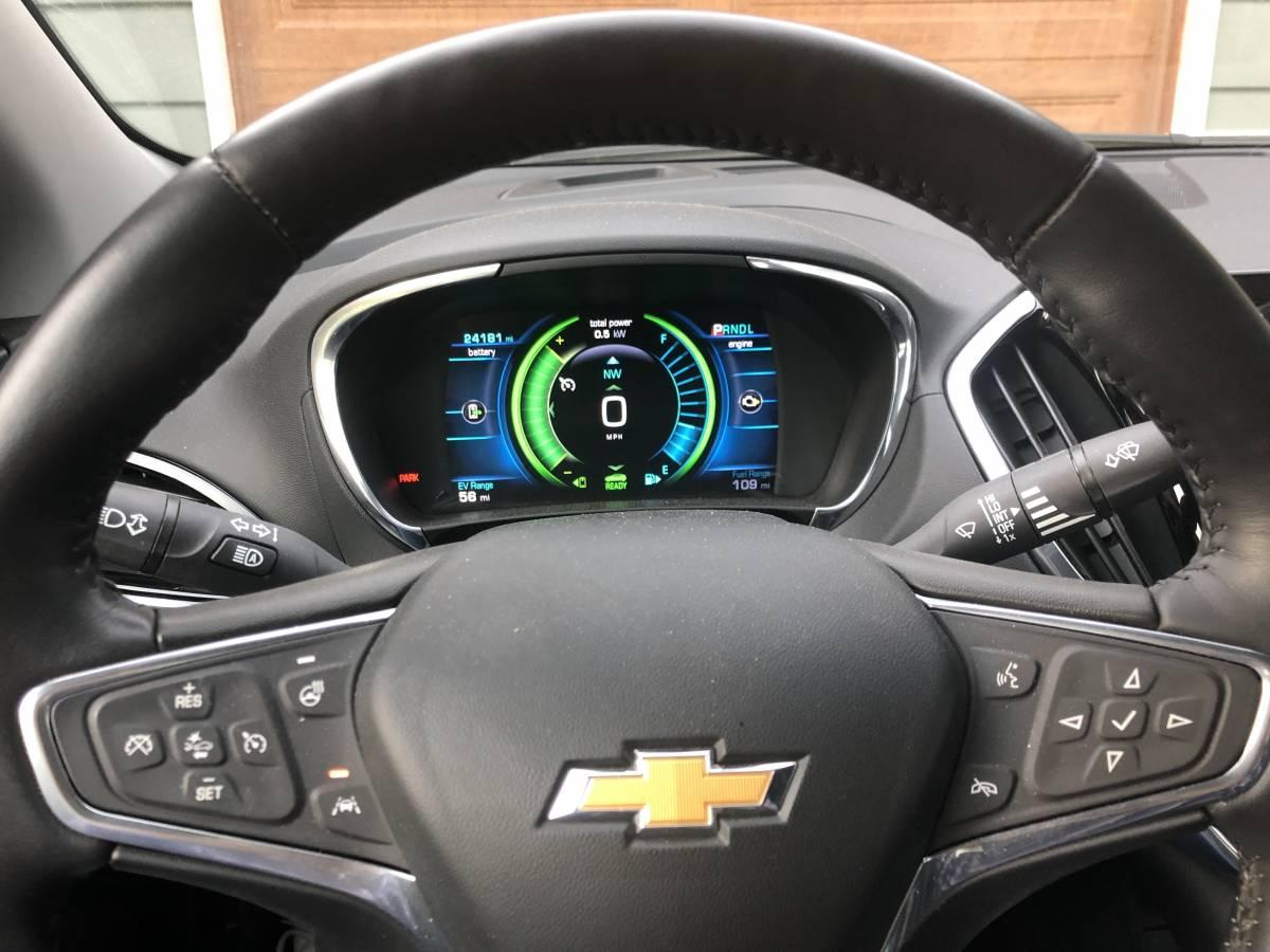 2017 Chevrolet VOLT 1G1RD6S57HU106160