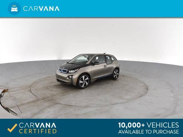 2017 BMW i3 WBY1Z8C58HV551077