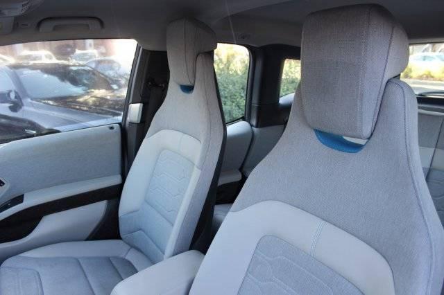 2015 BMW i3 WBY1Z4C55FV504336