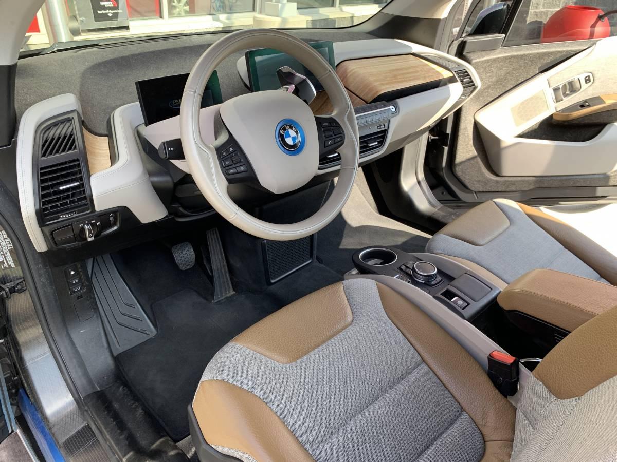 2014 BMW i3 WBY1Z4C56EV275146