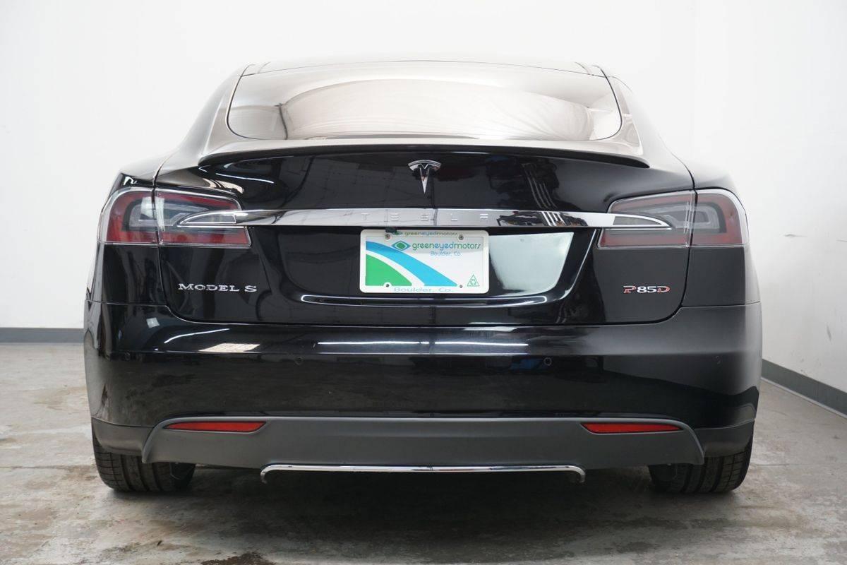 2014 Tesla Model S 5YJSA1H2XEFP68305