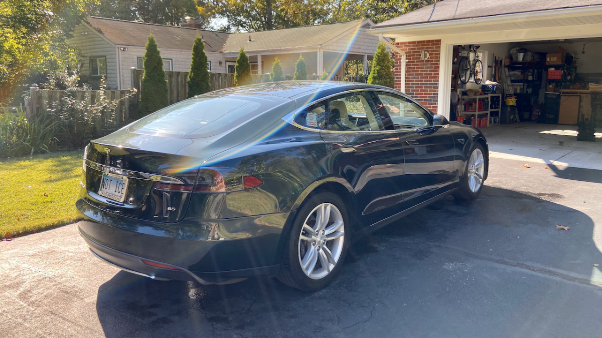 2013 Tesla Model S 85 5yjsa1cnxdfp26474