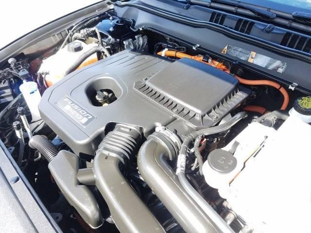 2016 Ford Fusion Energi 3FA6P0PUXGR393844