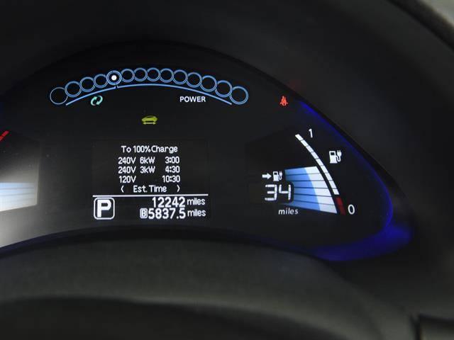 2015 Nissan LEAF 1N4AZ0CP4FC314766